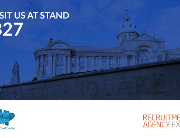 merit software recruitment agency expo 2018 - Birmingham